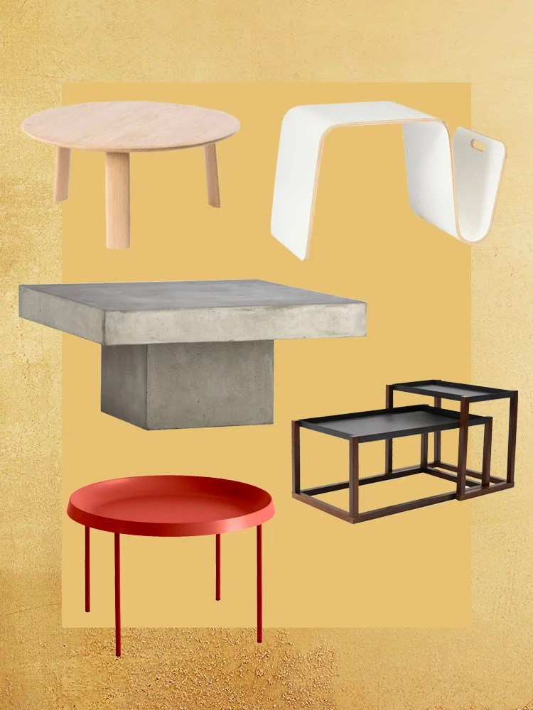 20 cheap coffee tables that look more