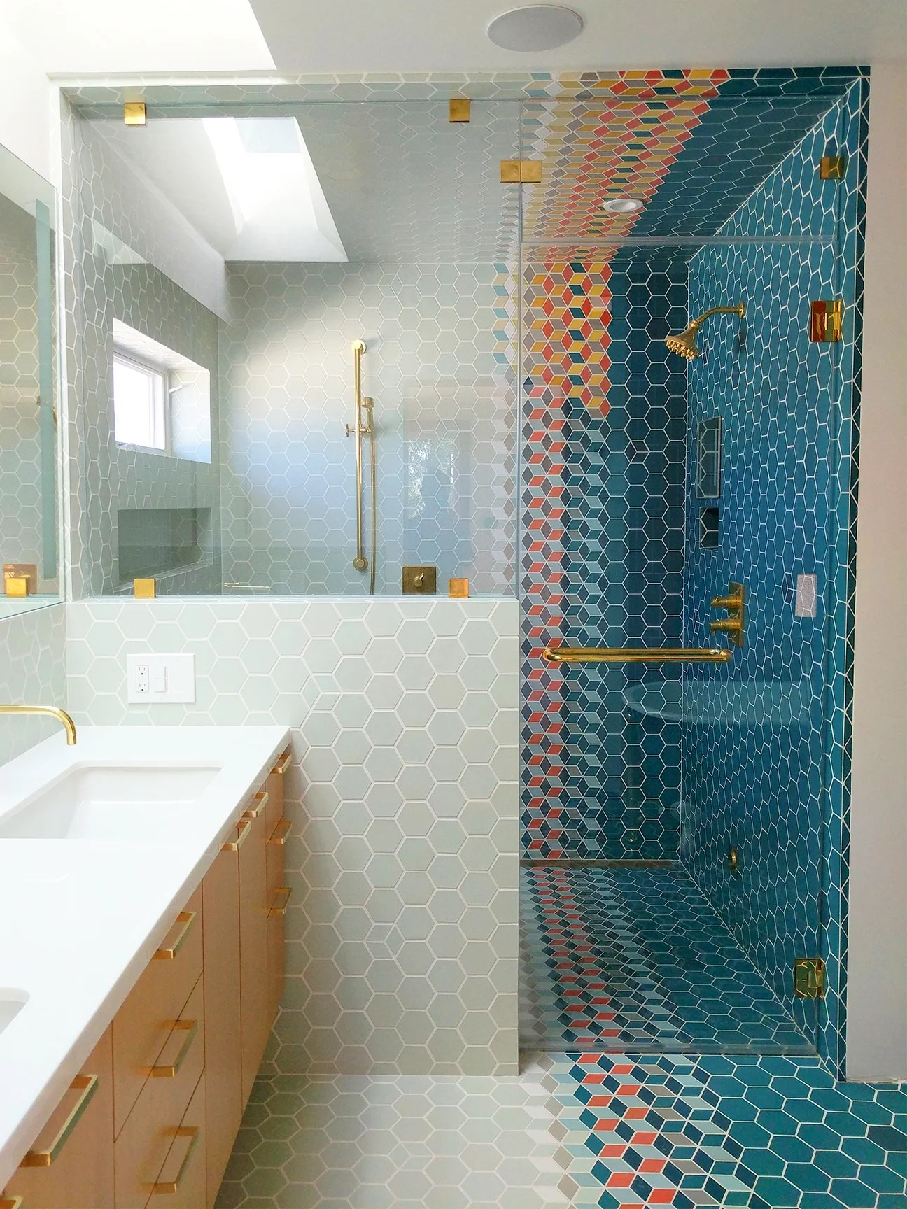 shower tile ideas to try now according
