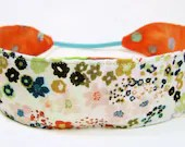 Children's Reversible Fabric Headband - flyingfrogapparel
