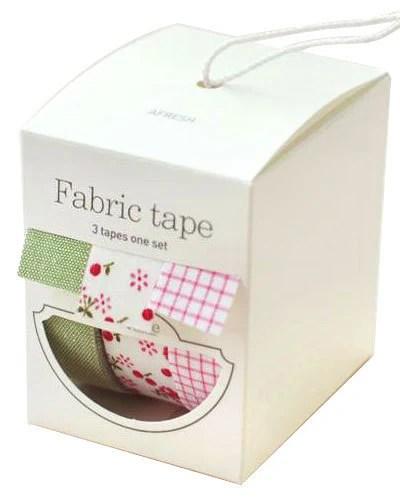 Nuage Fabric Masking Tape - Afresh - Set 3