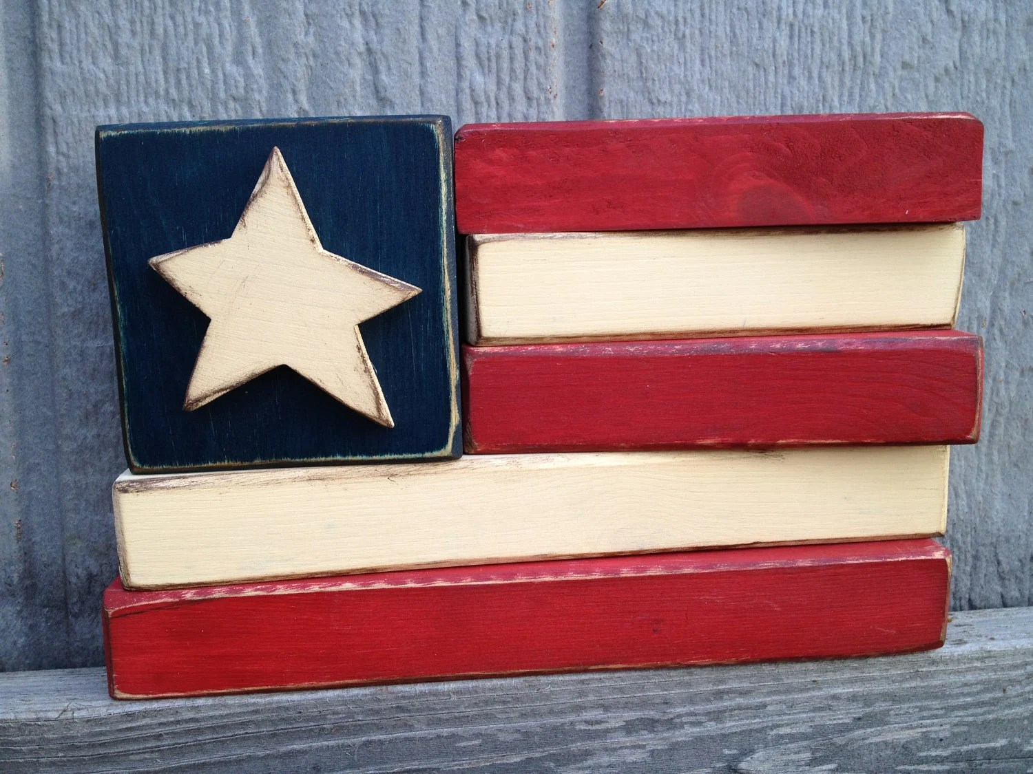 American Flag--Red, White, and Blue - definebliss