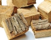Hickory Grilling Wood Chunks 100% Natural - favorite BBQ wood of American Pitmasters - heavenly smoky BBQ flavor for camping / Labor Day - CraigsMarket