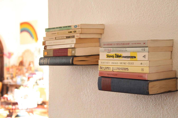 Floating Bookshelf PRE ORDER - deweydecimals