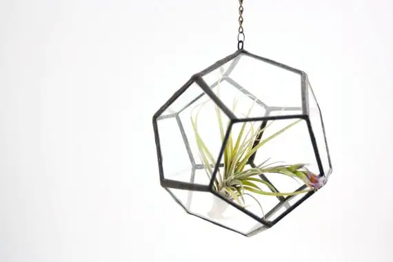 Etsy favs august for Dodecahedron light fixture