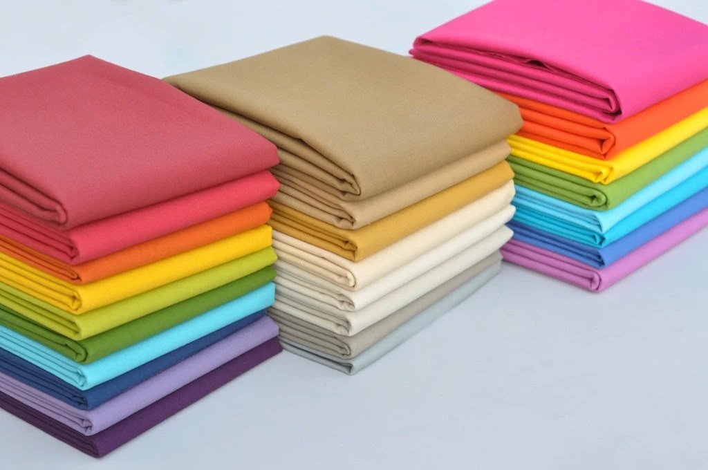 Fat Quarter Bundle of 26 New Bella Solids from Moda's Fall 2012 Release
