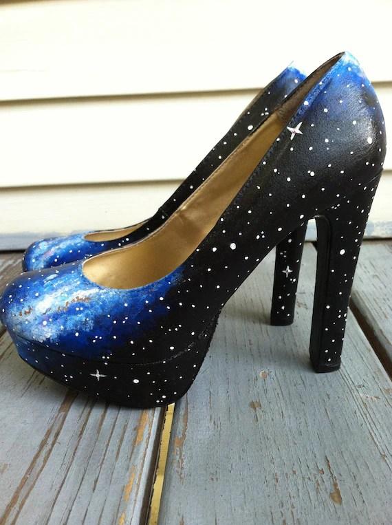 Galaxy Heels - MalloryElizabethS