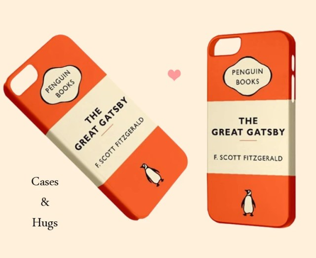 Pretty Things - Great Gatsby iPhone cover