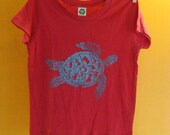 be still my Sea Turtle Organic Tee for Kids and Babies