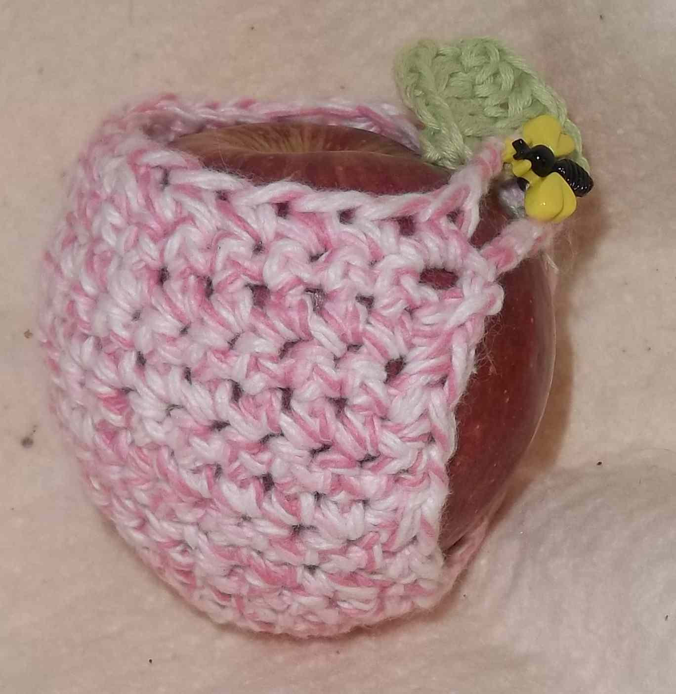 Teacher appreciation small cotton Apple Cozy pink