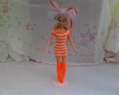 New handmade FUN TIME CLOTHES for Barbie Dolls    (nannycheryl original)   900 x  93