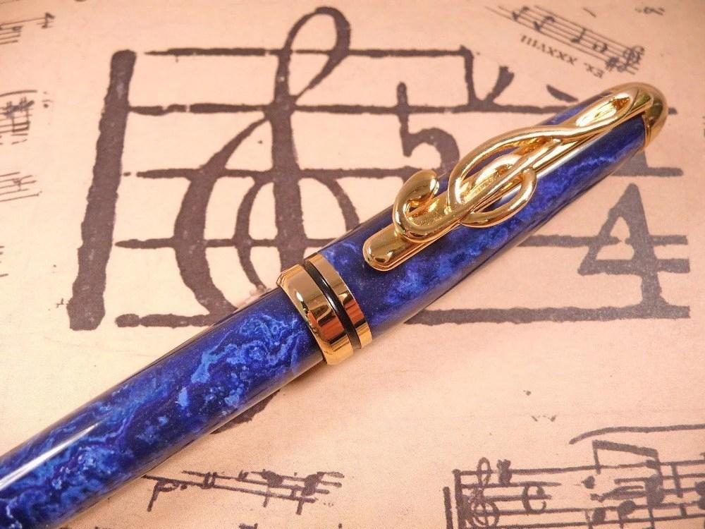 Pen as instrument