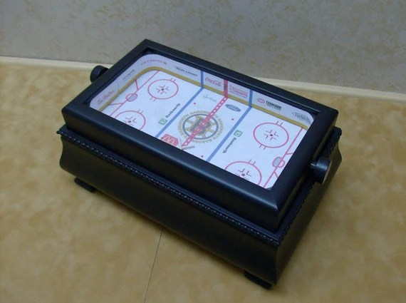 Hockey Keepsake Memory Box