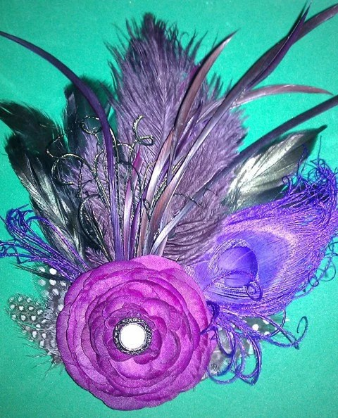 Wedding, peacock fascinator,Vintage pearl, Wedding fascinator, peacock, modern bride, hollywood glam,Marilyn Monroe