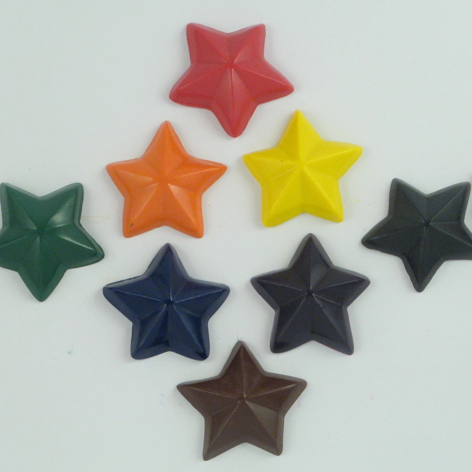 Star shaped crayons - twinkle twinkle