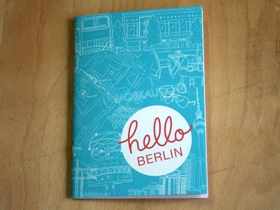 Hello Berlin - city guide in english