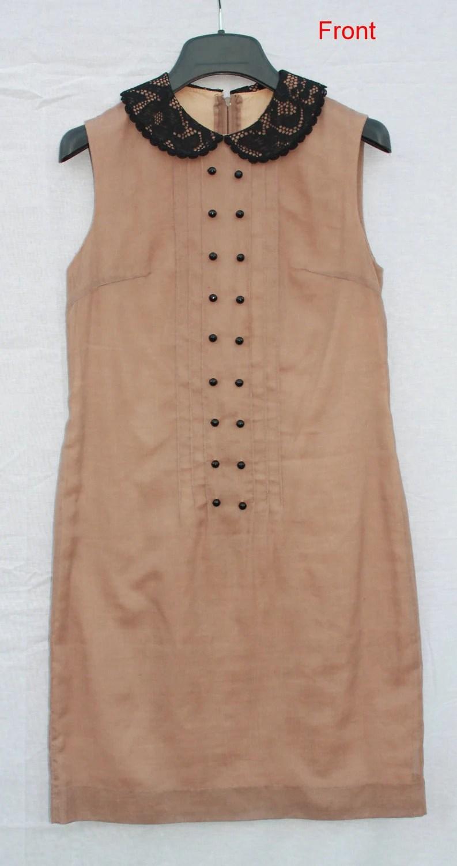 Vintage Dress - Coffee Shop Junkie