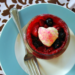 Mixed Berry Pie in a Jar, Unique Wedding Favor, Raspberry Blueberry Blackberry Strawberry