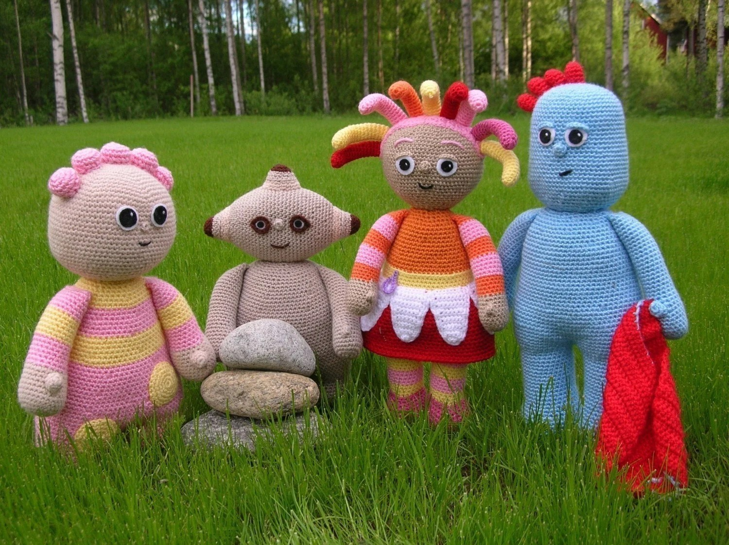 Iggle Piggle Love The Knit Wit By Shair