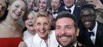 Oscar: El selfie de Ellen Degeneres el más retuiteado de la historia de twitter