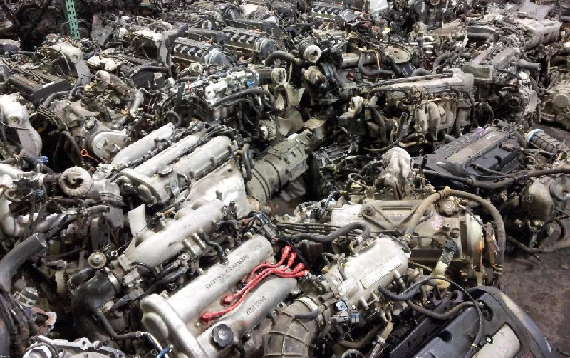 Car Engine Scrap Manufacturer In Illinois United States By