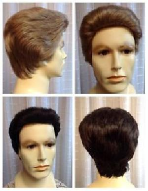 Mens Wigs - Manufacturers, Suppliers & Exporters in India