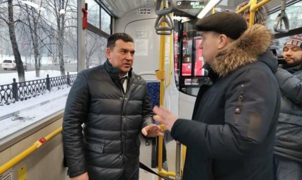 Мэр Новокузнецка поугрожал автобусным зайцам карательной ...