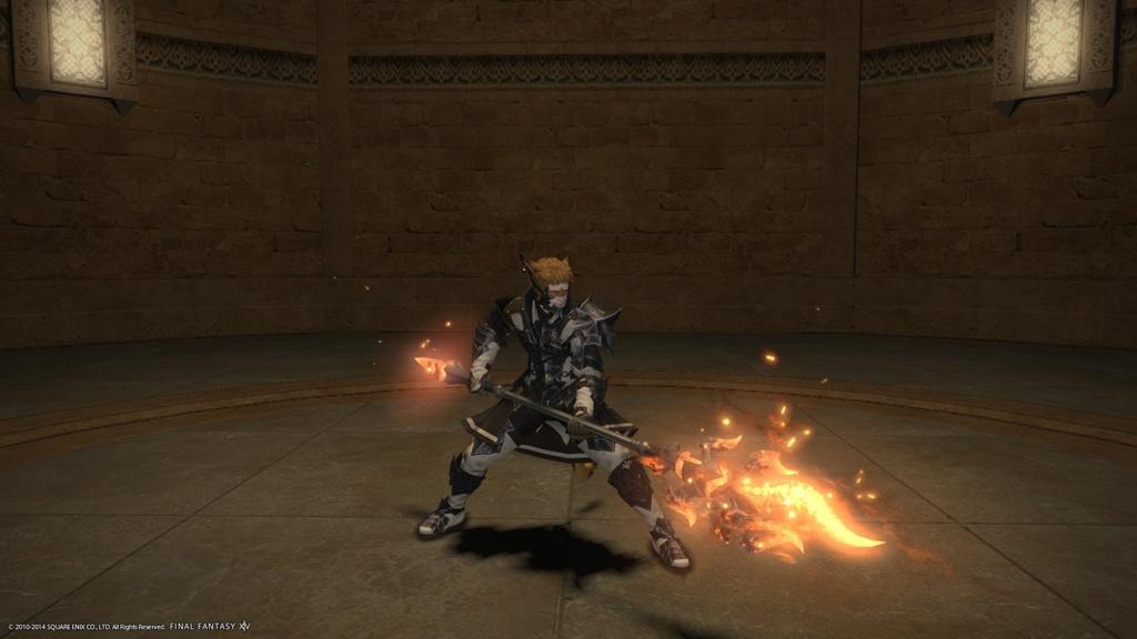 Eorzea Database Inferno Harpoon FINAL FANTASY XIV The Lodestone