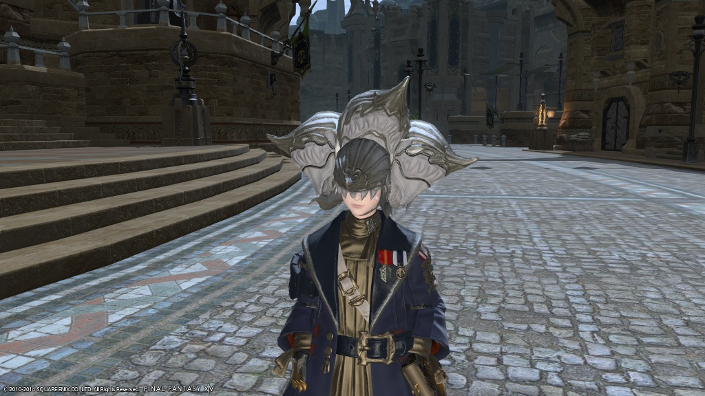 What Is That One Piece Of Gear You Glamour To Every Set You Own Ffxiv