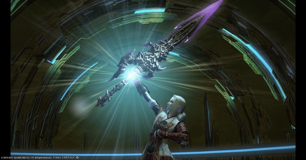 Milleus Vionnet Blog Entry Heavensward Anima Relic Weapon