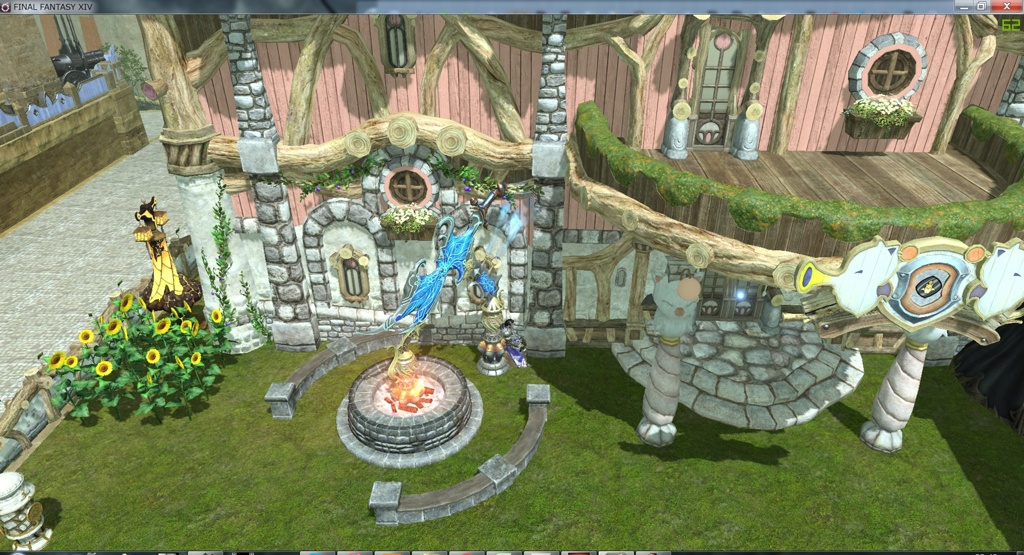 FINAL FANTASY XIV The Lodestone Palace Of Adventurers
