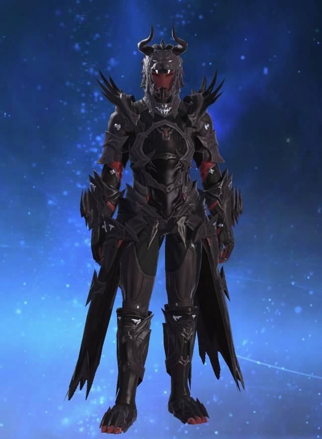 Eorzea Database Armor Of The Behemoth King FINAL