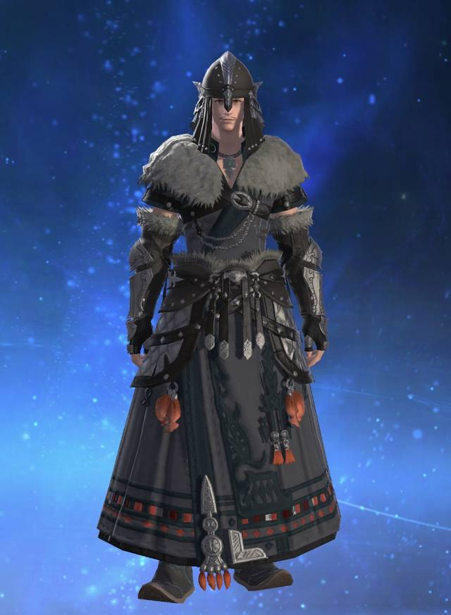 Eorzea Database Nomads Coat Of Fending FINAL FANTASY