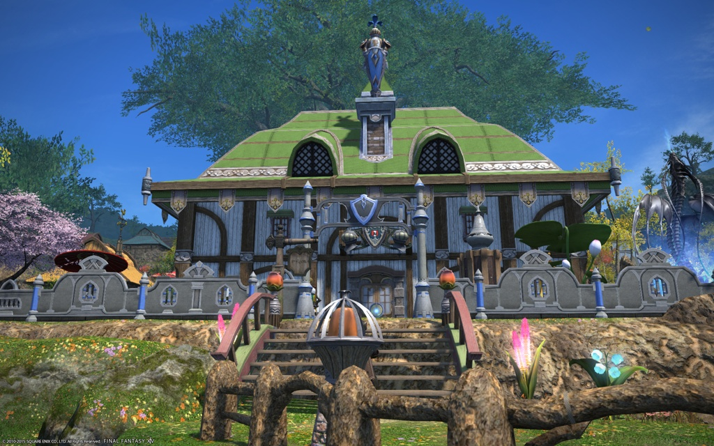 Eorzea Database Medium Outfitters Walls FINAL FANTASY