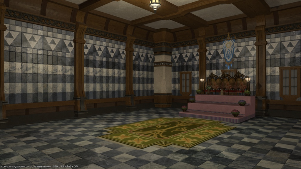 Eorzea Database Palace Of The Dead Interior Wall FINAL