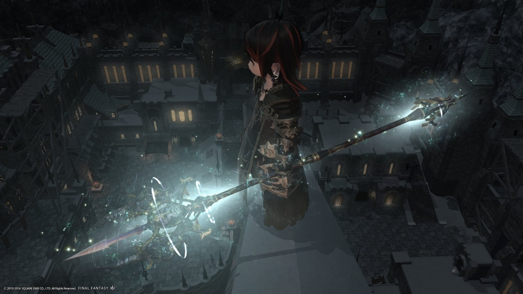 Eorzea Database Sharpened Trident Of The Overlord FINAL FANTASY XIV The Lodestone