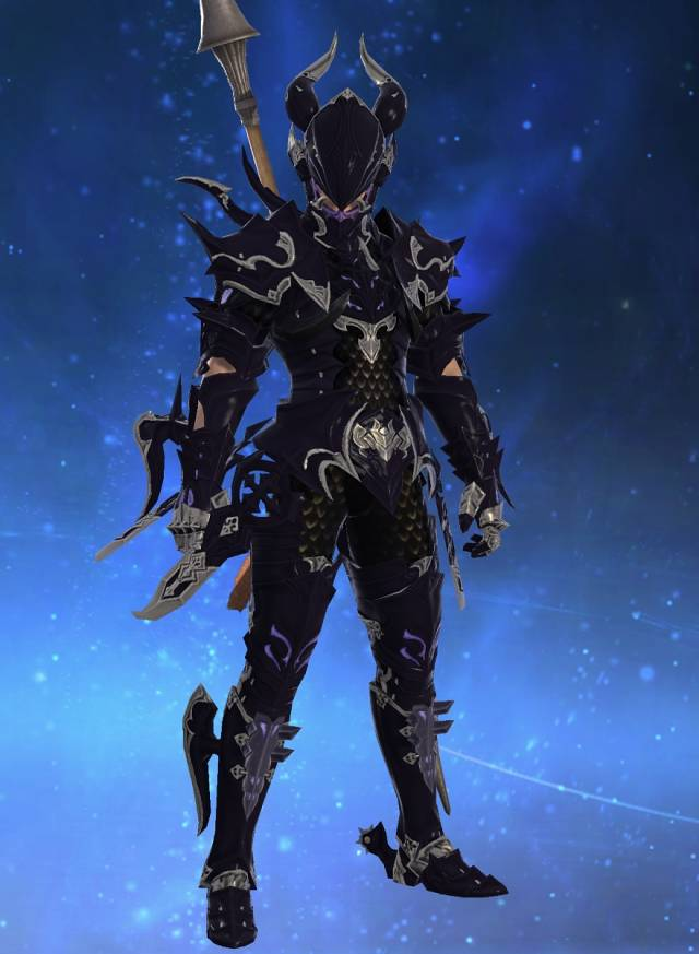 Andro Meda Excalibur Final Fantasy XIV Database