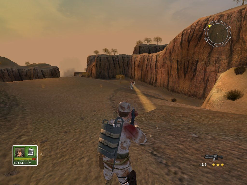 Download Conflict Desert Storm PC Game Free Review And Video Shooter News And Articles On