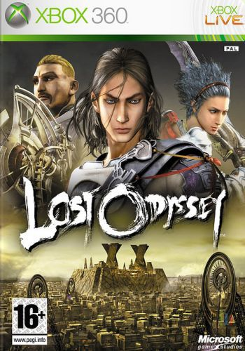 Lost Odyssey cover