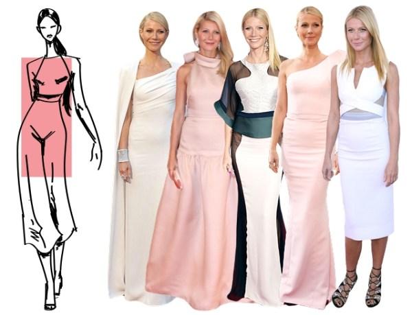 Как выбрать платье по типу фигуры: платья для фигуры груша ...