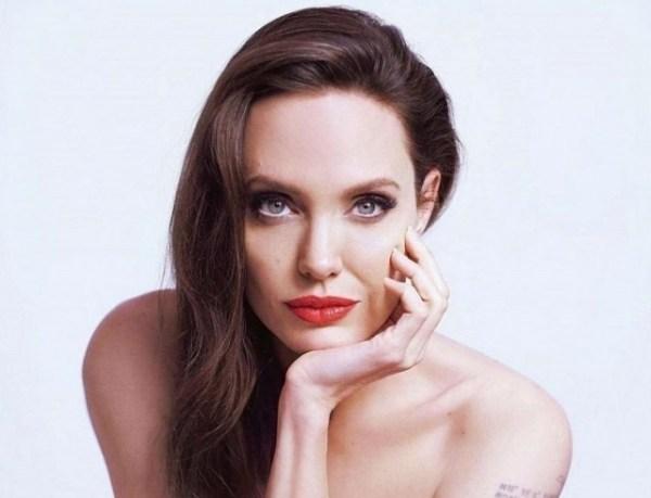 Сильно похудевшая Анджелина Джоли была замечена на ...
