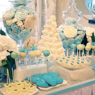 Tiffany Blue And Yellow Wedding Theme