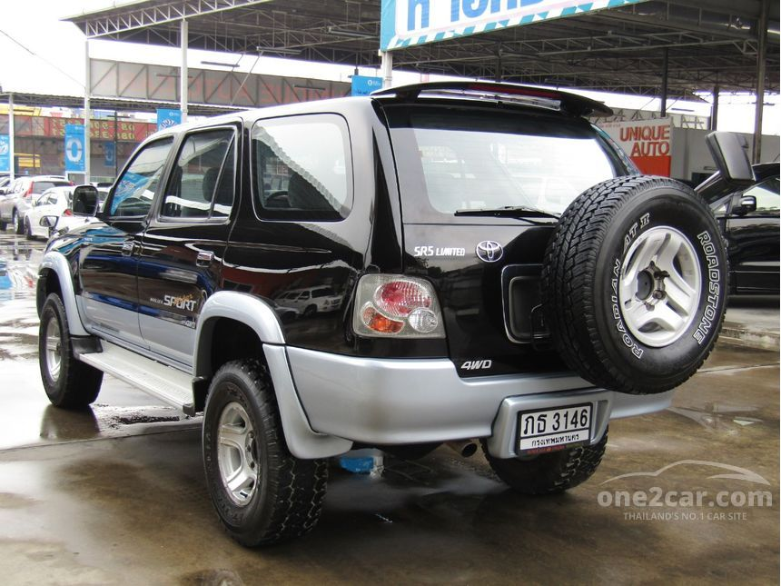 Toyota Sport Rider 2000 Sr5 Limited 3 0 In กรุงเทพและ