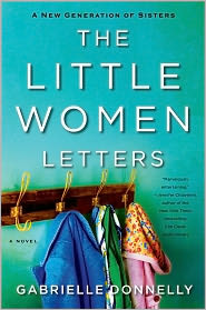 The Little Women Letters by Gabrielle Donnelly: Book Cover