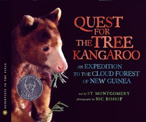Quest for the Tree Kangaroo: An Expedition to the Cloud Forest of New Guinea (Scientists in the Field Series)