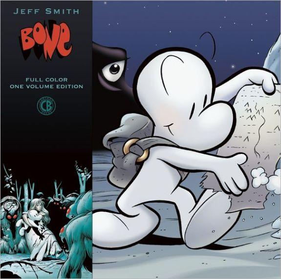 Bone: 20th Anniversary Full Color One Volume Edition (Slipcase)