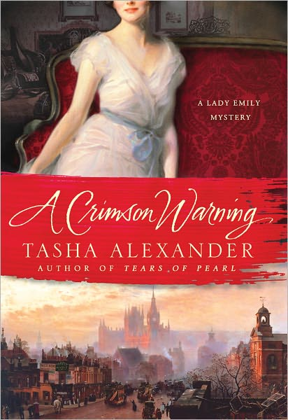 A Crimson Warning (Lady Emily Series #6)
