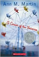 A Corner of the Universe by Ann Martin: Book Cover