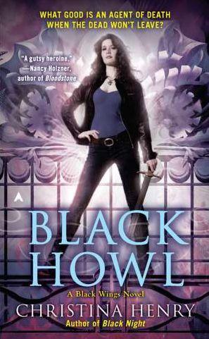 Christina Henry Black Howl