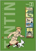 The Adventures of Tintin Three-In-One Series #2