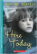 Here Today by Martin: Book Cover